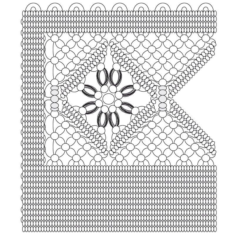 Сумки из макраме со схемой