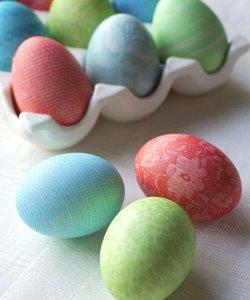Пасха, пасхальные яйца, Пасха-2013, поделки к Пасхе, праздник Пасха, как красить яйца