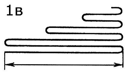 вязание укороченным рядом