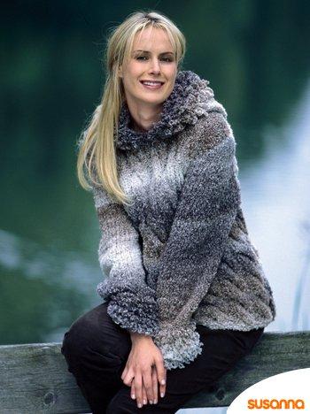 Пуловеры, джемперы, легкие пуловеры.  Вязание на спицах Knitting.